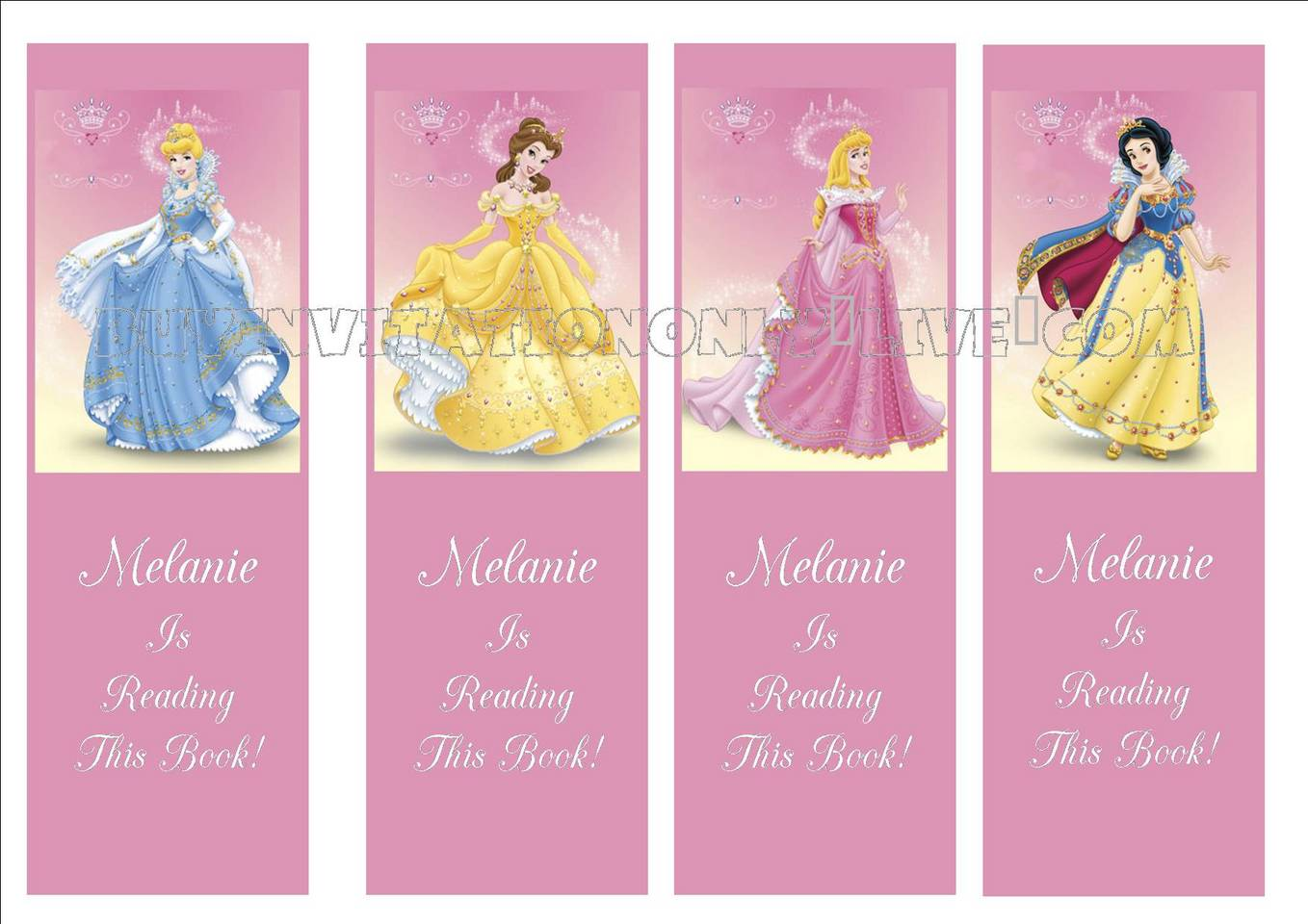 Disney Printable Invitations as amazing invitations ideas